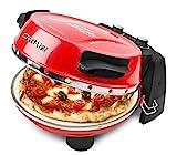 G3Ferrari G10032 Pizzamaker, Ofen Napoletana mit einem zusätzlichen Stein...