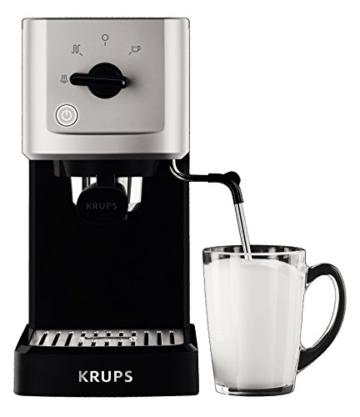 krups-xp3440-milch-aufschaeumen