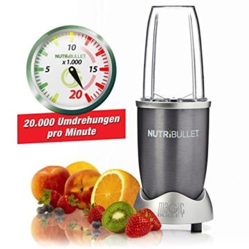 nutribullet-nbr-1240m-funktionen