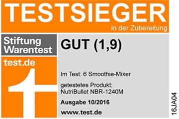 nutribullet-nbr-1240m-test