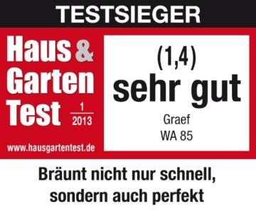 graef-waffeleisen-wa-85-test