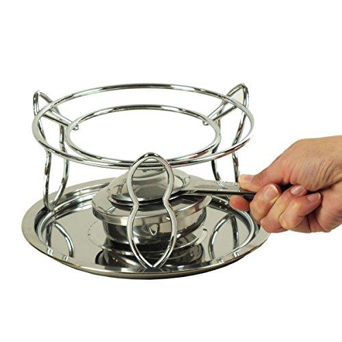 kela-66386-fondue-gasbetrieb
