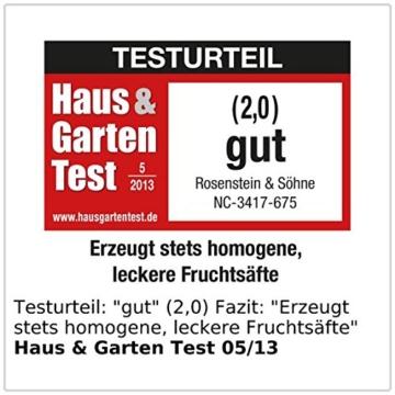 rosenstein-soehne-professionelle-zitruspresse-test