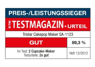 tristar-sa-1123-test