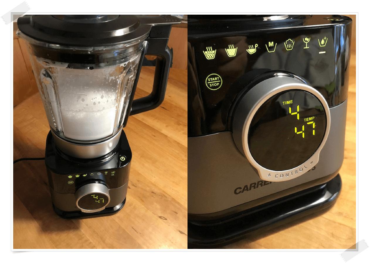 carrea-mixer-reinigungsfunktion