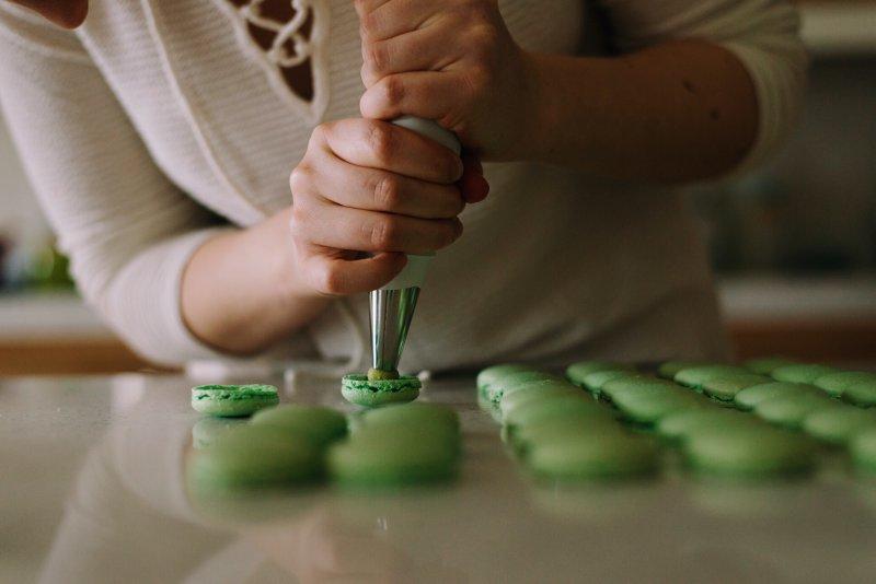Spritzbeutel kannst Du für Dekoration, Beschriftung oder für das Anrichten herzhafter Speisen verwenden.