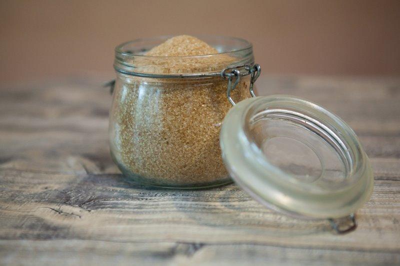 Karamelisierter Zucker